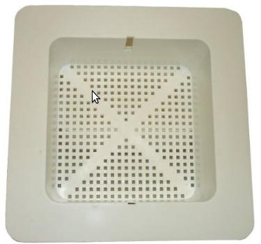 Floor Sink Basket wide Lip 12 x 12